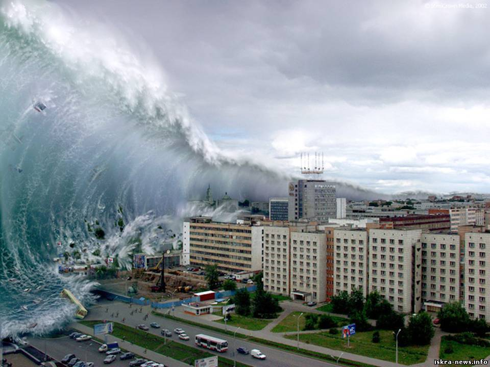 У Китаї спостерігали рідкісне річкове цунамі